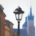 Nowe mieszkania w Krakowie i widok na Kościół Mariacki