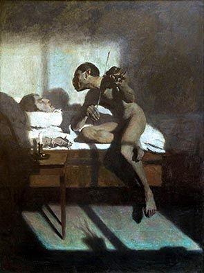 Śmierć Paganiniego